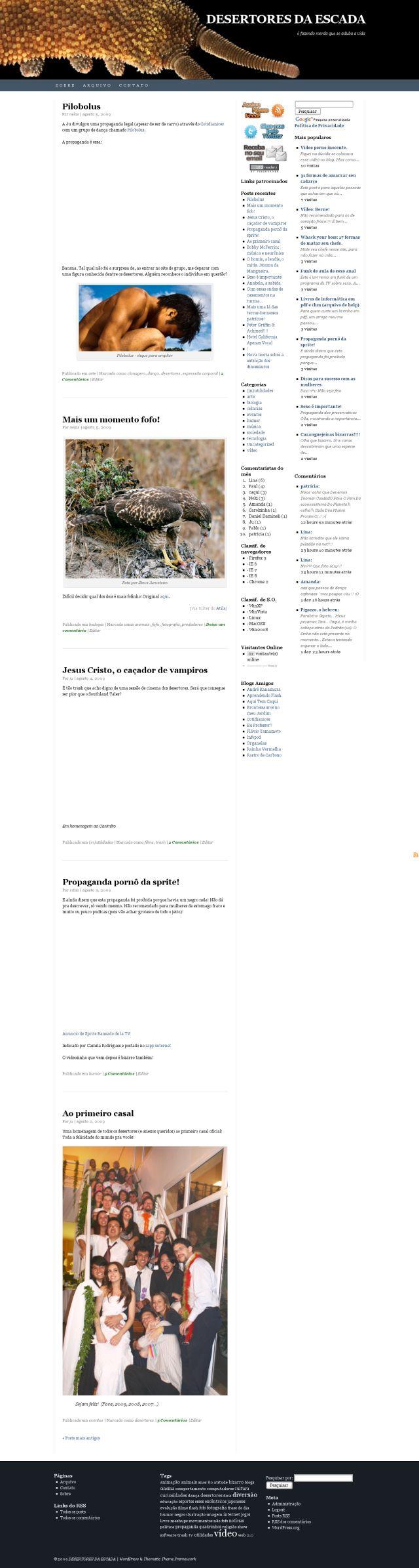 DESERTORES DA ESCADA_1249644729278